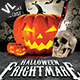 Halloween Frightmare V01 - GraphicRiver Item for Sale