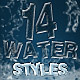 Water Styles - GraphicRiver Item for Sale
