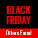 Black Friday - Shopping Offers Email Template PSD - GraphicRiver Item for Sale