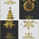 Christmas Cards Pack - GraphicRiver Item for Sale