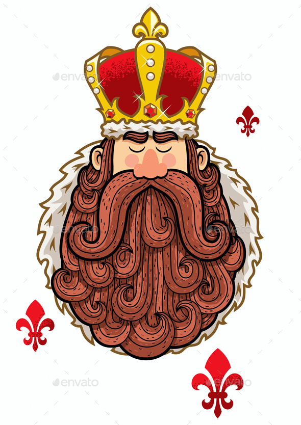 King Portrait - People Characters