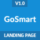 GoSmart High-Converting Landing Page HTML Template Nulled