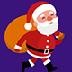 Santa Animation Pack - VideoHive Item for Sale