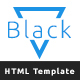 Black Bold - One page agency / startup template - ThemeForest Item for Sale