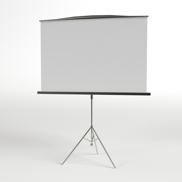 Projection Canvas - 3DOcean Item for Sale