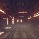 Sci-Fi Corridor - VideoHive Item for Sale