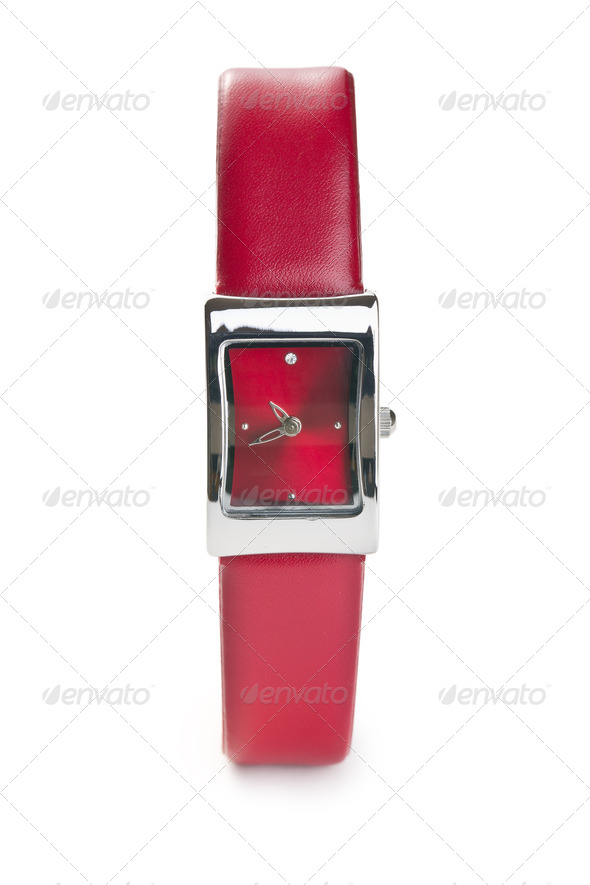 ladies watch - Stock Photo - Images