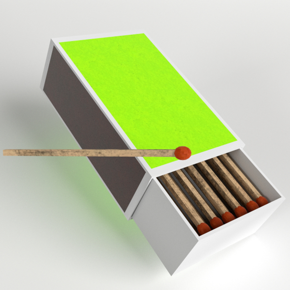 Matchbox - 3DOcean Item for Sale