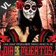 Dia De Los Muertos V07 Poster and Flyer - GraphicRiver Item for Sale