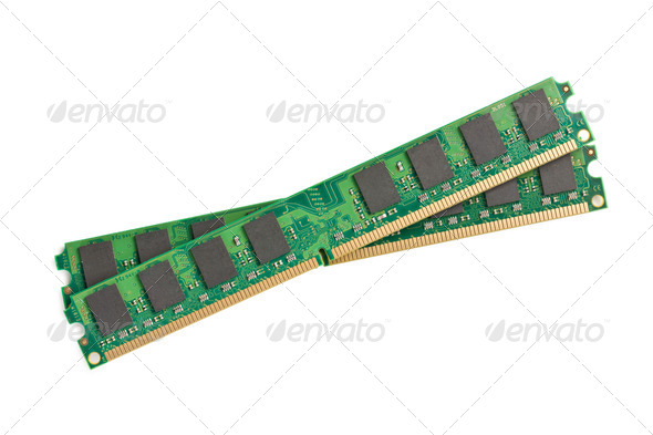 ram memory - Stock Photo - Images