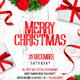 Merry Christmas Flyer V9