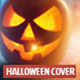 Halloween Grunge Cover Facebook - GraphicRiver Item for Sale