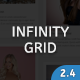 InfinityGrid - An infinite scrolling - personal blogging theme Nulled
