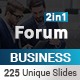 Business forum PowerPoint Template Bundle - GraphicRiver Item for Sale