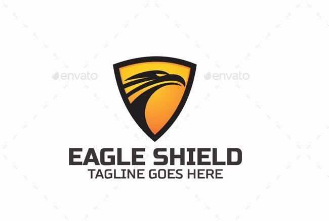eagle shield logoterbit | graphicriver
