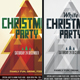 Christmas & White Christmas Party Flyer - GraphicRiver Item for Sale