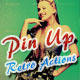 Pin-Up Retro Poster Creator - GraphicRiver Item for Sale