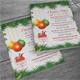 Christmas / Holiday Menu Template -V01 - GraphicRiver Item for Sale