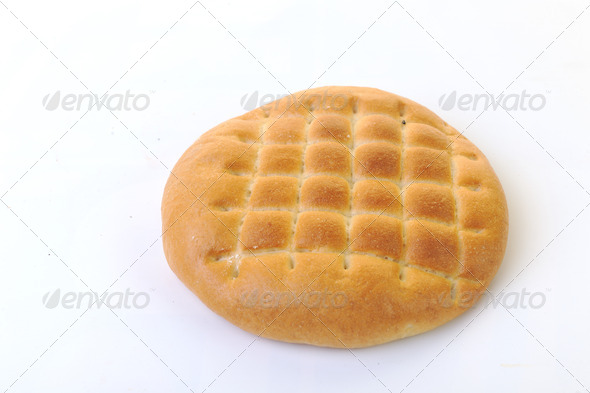 bread food isolated - Stock Photo - Images