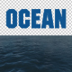 Ocean - Transparent - VideoHive Item for Sale