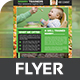 Nanny Trainer Flyer Template - GraphicRiver Item for Sale