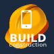 Build - Construction Mobile Template - ThemeForest Item for Sale