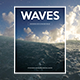 WAVES Magazine - GraphicRiver Item for Sale