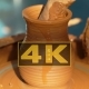 Hands Working Clay On Potter's Wheel - VideoHive Item for Sale