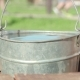 Concepts And Ideas Preservation Of Environment. Well Bucket Of Clean Water - VideoHive Item for Sale
