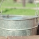 Concepts And Ideas Preservation Of Environment. Well. Bucket Of Clean Water - VideoHive Item for Sale