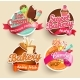 Food Labels And Stickers. - GraphicRiver Item for Sale