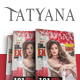Tatyana - Fashion Magazine Issue 5 - GraphicRiver Item for Sale