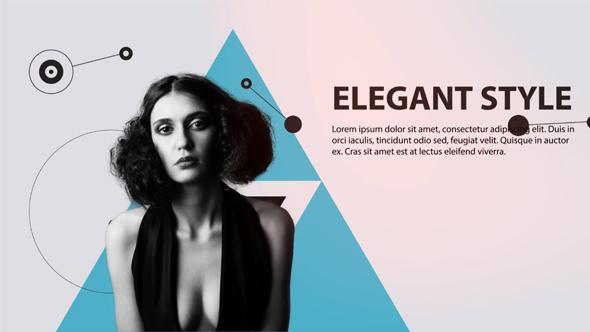 Avant-garde Fashion Promo