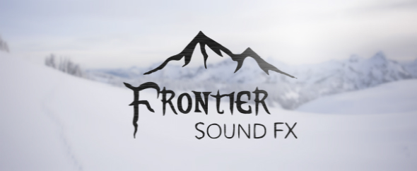 Frontier%20sound%20fx%20mountain%20logo%20with%20snow%20background%20590px