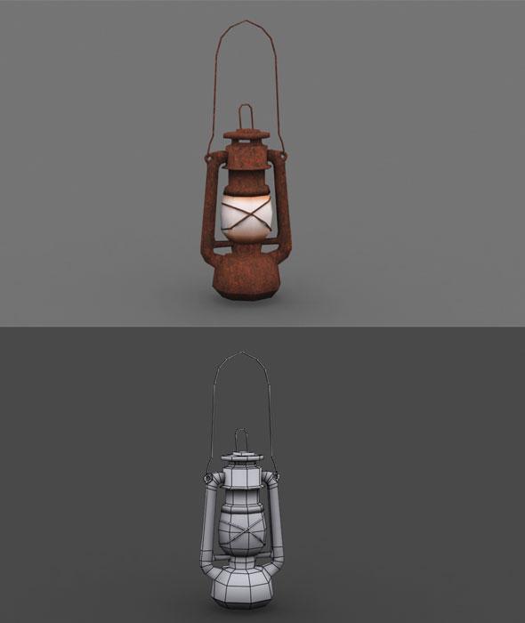 Hericane 3d Model - 3DOcean Item for Sale