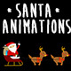 Santa Animations - VideoHive Item for Sale