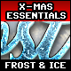 Christmas Photoshop Styles - Frost & Ice - GraphicRiver Item for Sale