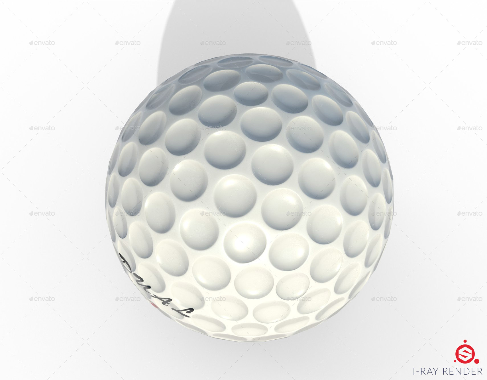 Normal Map For Golf Ball 4k By Cerebrate 3docean