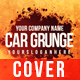 Car Grunge Cover Facebook - GraphicRiver Item for Sale