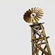 Windmill Tower of the Wild West - VideoHive Item for Sale