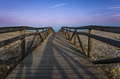 Wooden path to the beach - PhotoDune Item for Sale