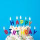 Happy birthday candles - PhotoDune Item for Sale
