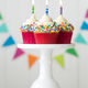 Colorful birthday cupcakes - PhotoDune Item for Sale