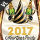 New Year's Eve Party V06 - GraphicRiver Item for Sale