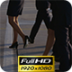 Walking Stewards And Stewardess - VideoHive Item for Sale