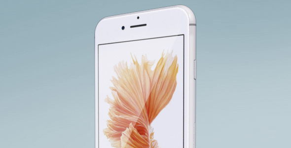 Iphone 6S - 3DOcean Item for Sale