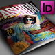 FashionGirl InDesign Modern Magazine 24pages - GraphicRiver Item for Sale