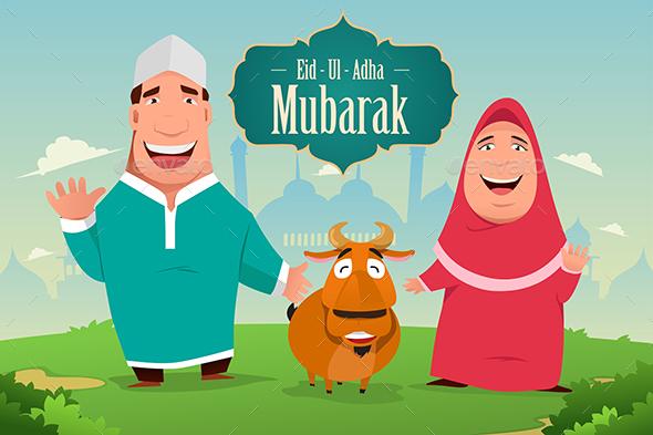 Eid-Ul-Adha Mubarak - Miscellaneous Seasons/Holidays