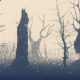 Mystery Horror Forest - VideoHive Item for Sale