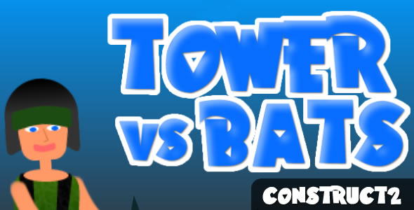 Tower vs Bats (.CAPX\) - CodeCanyon Item for Sale